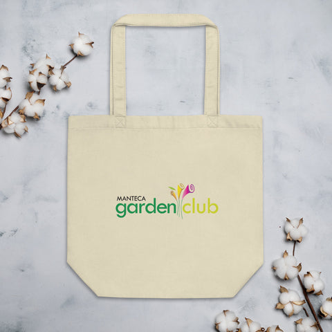 Eco Tote Bag - Manteca Garden Club