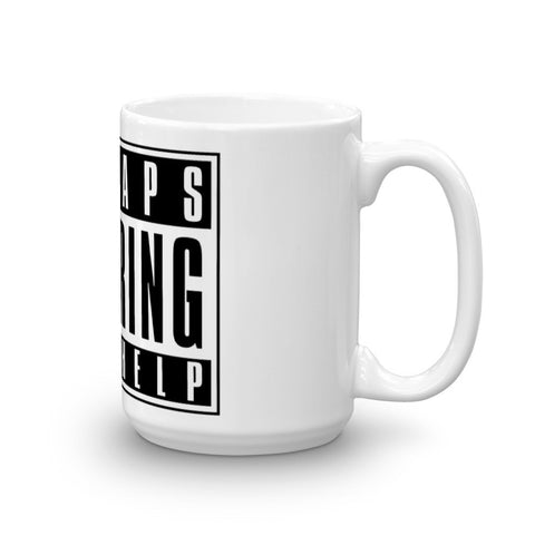 Perhaps Swearing Will Help - Mug