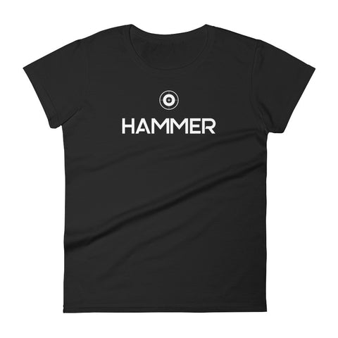 Hammer - Women's Curling T-shirt