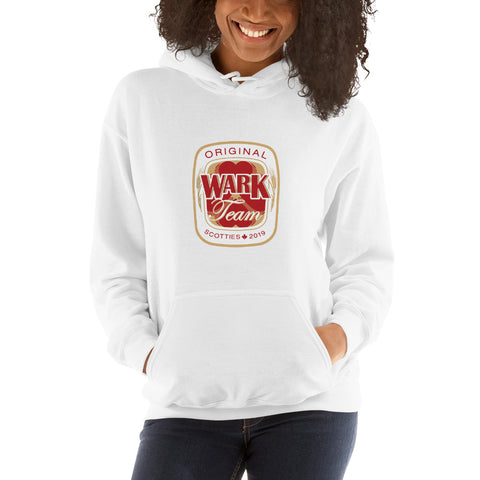 Team Wark - Scotties 2019 Hooded Sweatshirt