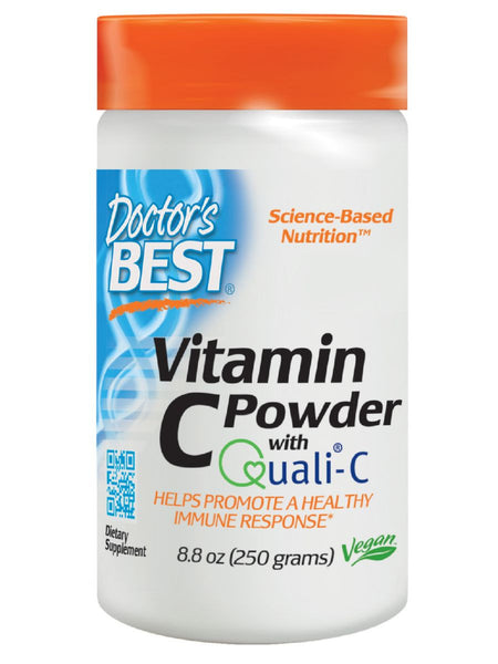 Doctor's Best, Vitamin C Powder, 250 grams
