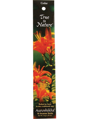 Cedar Incense, 10 gm, Auroshikha