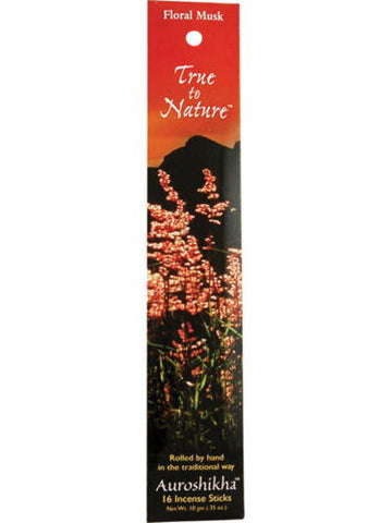 Floral Musk Incense, 10 gm, Auroshikha