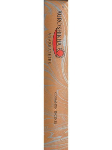 Auroshikha, Incense Cinnamon, 10 g, 14 sticks