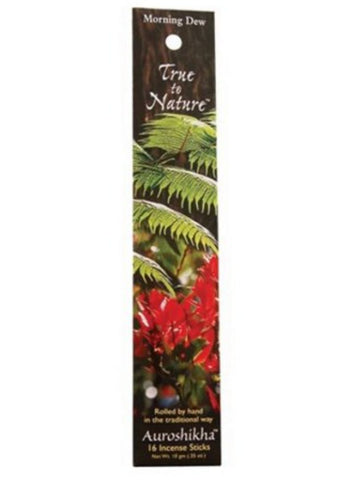 Auroshikha, Incense Morning Dew, 10 g, 14 sticks