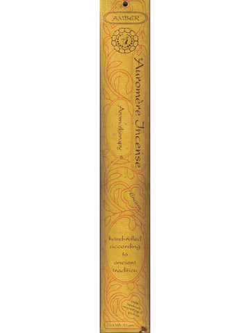 Amber Incense, 10 gm, Auromere