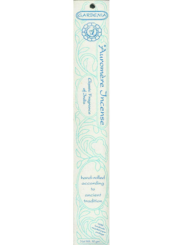 Gardenia Incense, 10 gm, Auromere