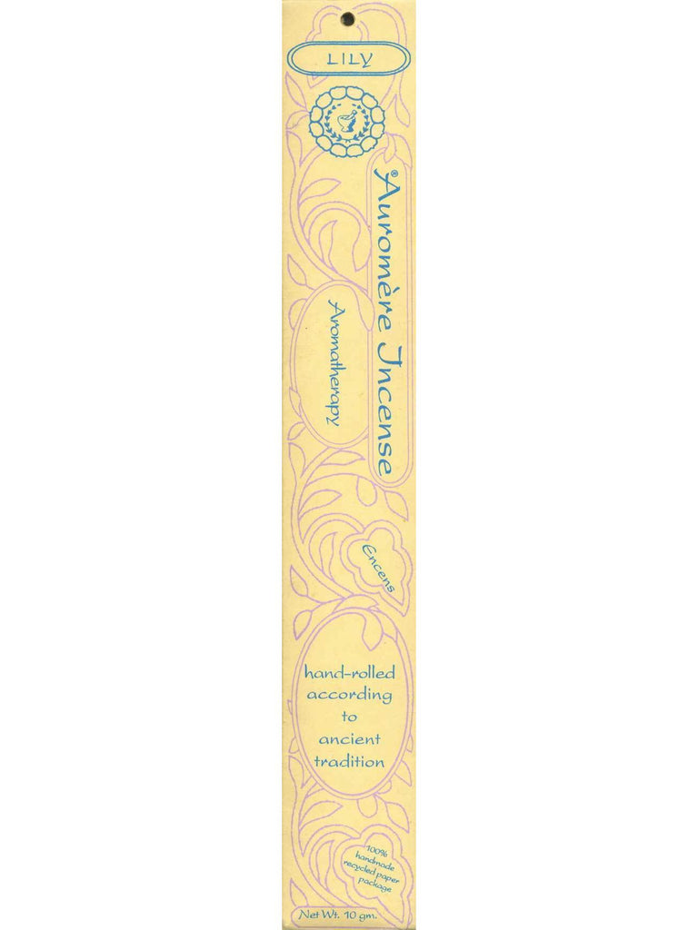 Lily Incense, 10 gm, Auromere