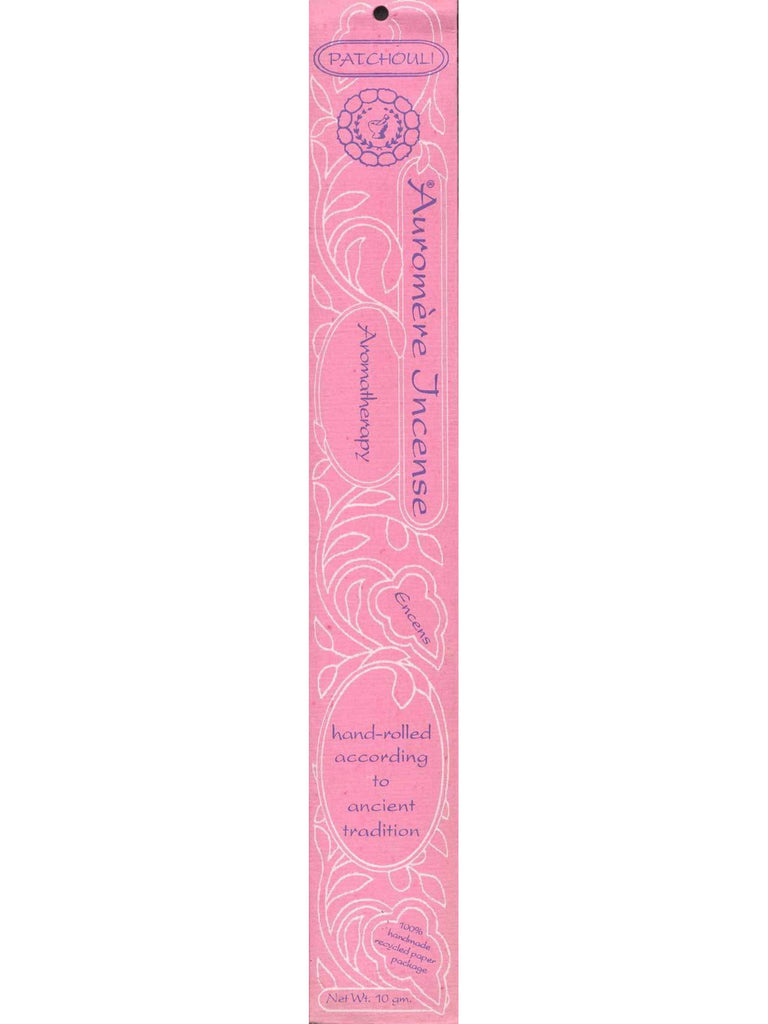 Patchouli Incense, 10 gm, Auromere
