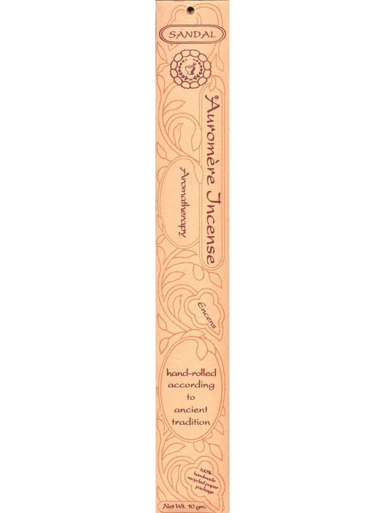 Sandal Incense, 10 gm, Auromere