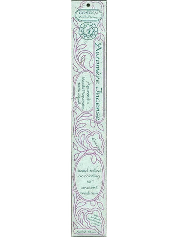 Costen Ayurvedic Incense, 10 gm, Auromere