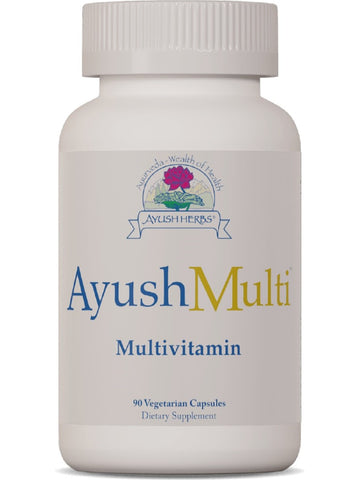 Multi Multivitamin, 90 ct, Ayush Herbs
