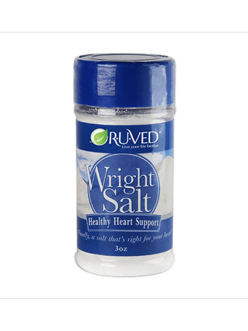 Wright Salt, 3 oz, Ayush Herbs
