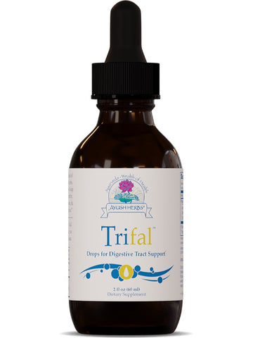 Ayush Herbs, Trifal Drops, Adult, 2 fl oz, 60 ml