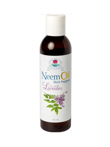 Ayush Herbs, Neem Oil, 6 oz.