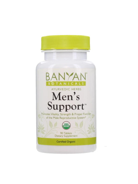 Mens Support, 90 ct, Banyan Botanicals