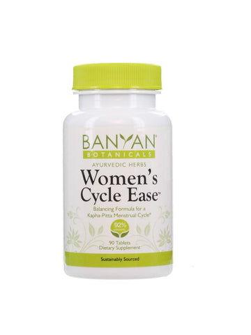 Women's Cycle Ease, 90 tabs, Banyan Botanicals