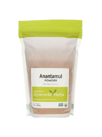 Banyan Botanicals, Anantamul Powder, 1 lb