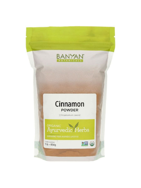 Banyan Botanicals, Cinnamon Powder, 1 lb