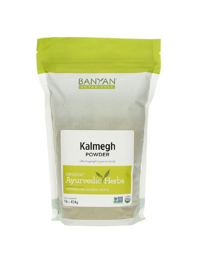 Banyan Botanicals, Kalmegh Powder, 1 lb