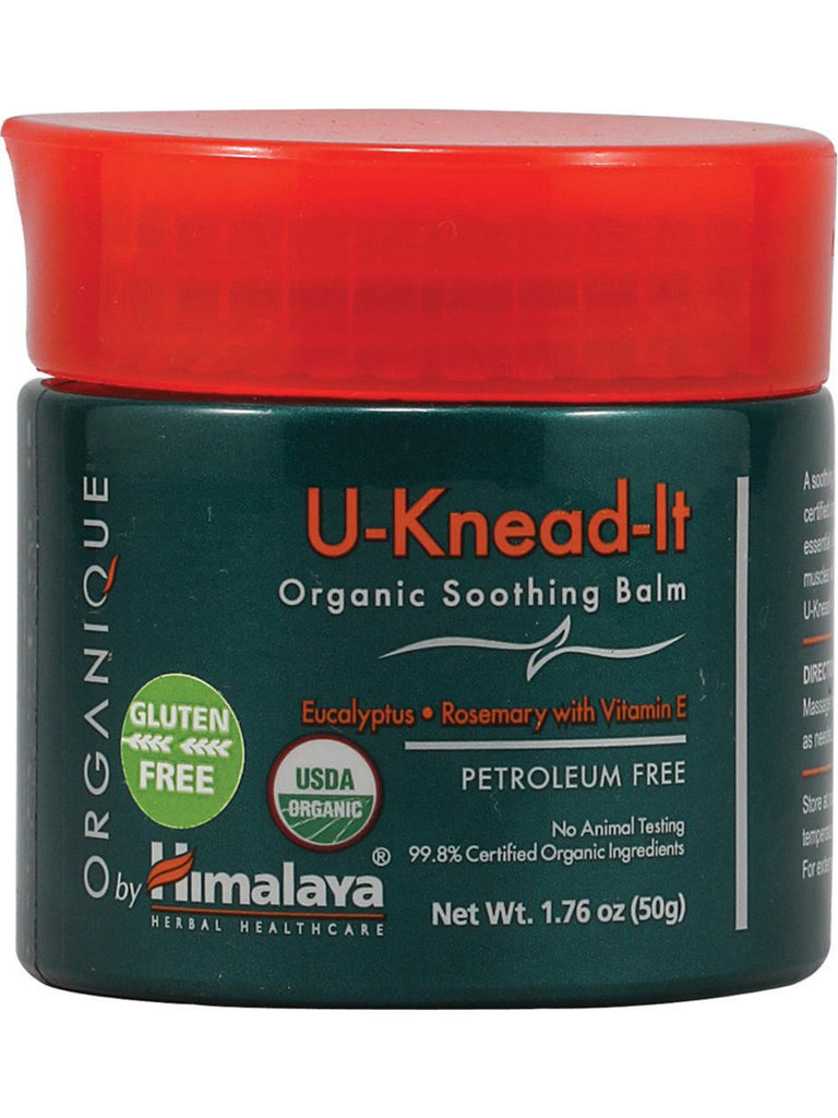 U-Knead-It Balm, 50 gm, Himalaya Herbal Healthcare
