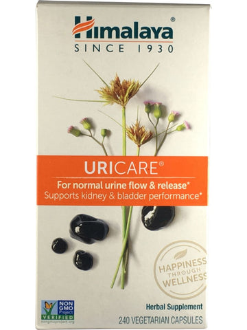 UriCare, 240 ct, Himalaya Herbal Healthcare