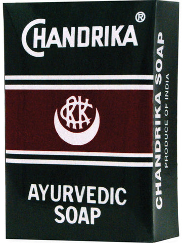 75 gm, 1 bar, Chandrika Ayurvedic Soap