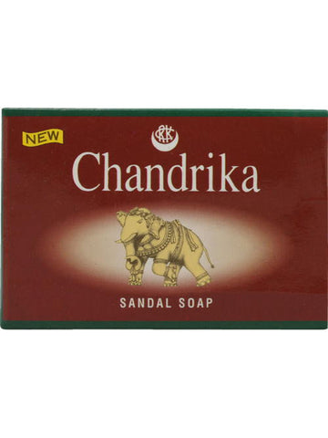 75 gm, 1 bar, Chandrika Sandal Soap