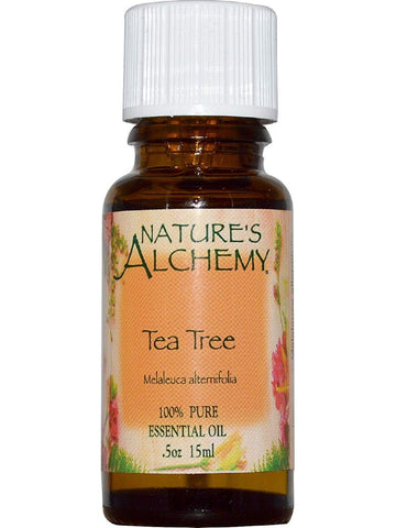 Nature's Alchemy, Tea Tree Essential Oil, 0.5 oz