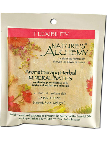 Nature's Alchemy, Joyful Heart Aromatherapy Mineral Bath, 3 oz
