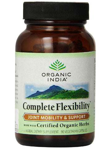 Complete Flexibility, 90 ct, Organic India