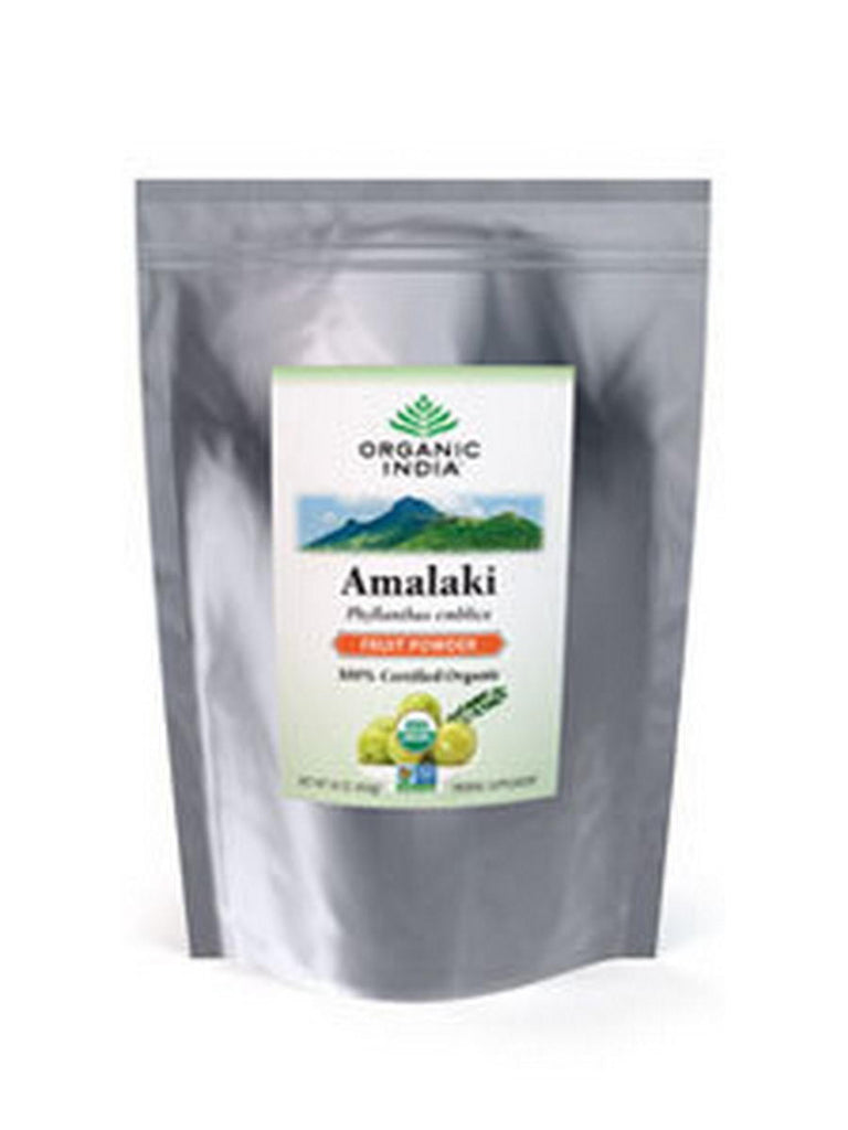 Bulk Herb Amalaki Powder, 1 lb, Organic India