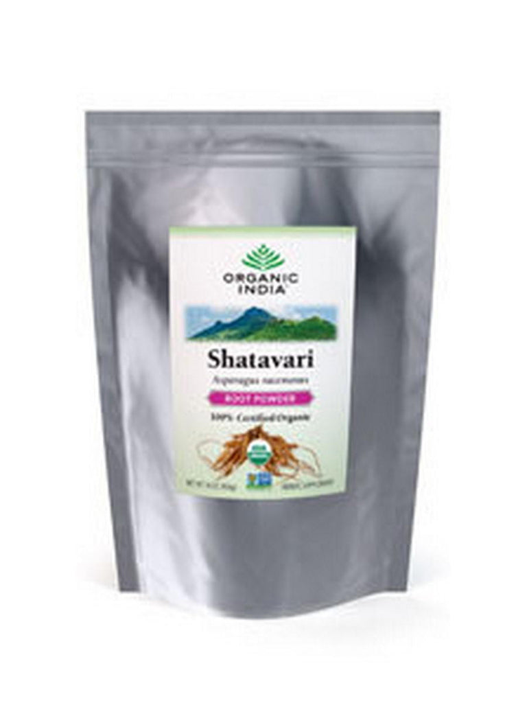 Bulk Herb Shatavari Root Powder, 1 lb, Organic India