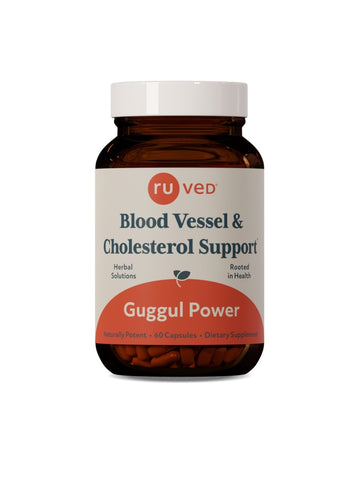 R-U-Ved, Guggal Extra Strength, 60 vegetarian capsules