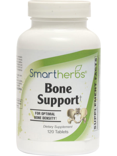 Smart Herbs, Bone Support, 120 tabs
