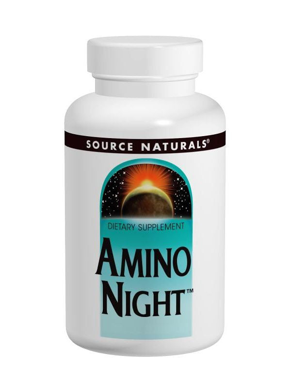 Source Naturals, Amino Night, 120 ct