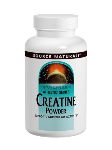 Source Naturals, Creatine powder, 8 oz