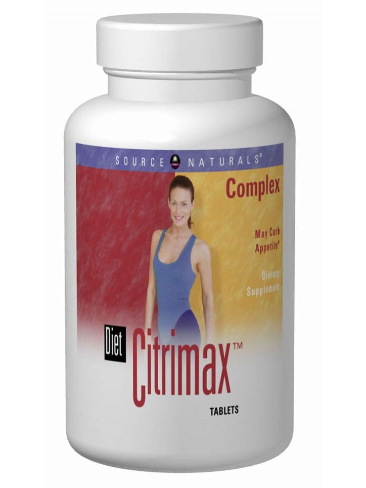 Source Naturals, Diet CitriMax Complex, 120 ct