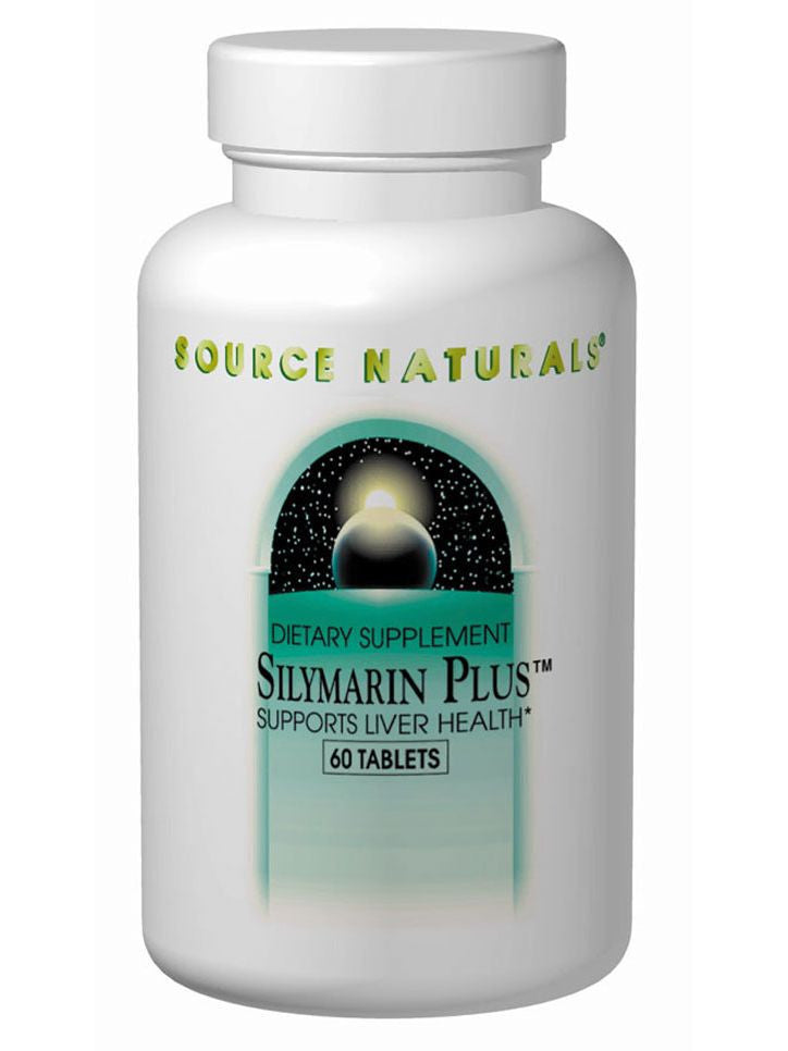 Source Naturals, Silymarin Plus, 120 ct