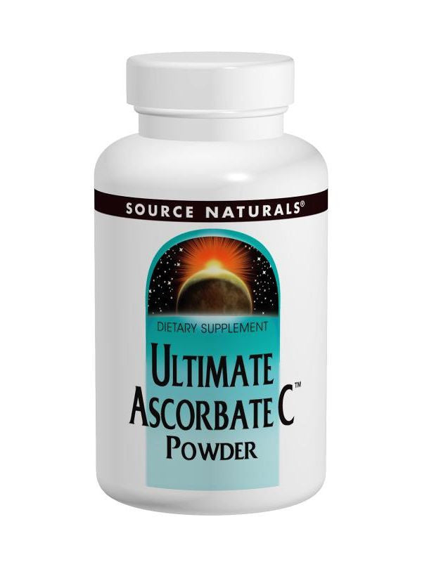 Source Naturals, Ultimate Ascorbate C w/Minerals, 100 ct