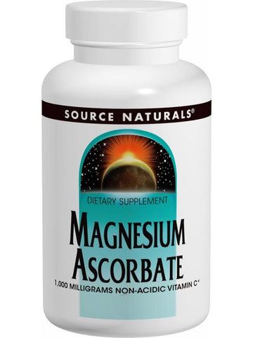 Source Naturals, Magnesium Ascorbate Buffered C Crystals, 4 oz