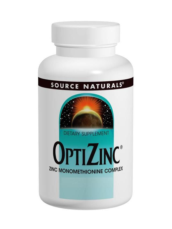 Source Naturals, OptiZinc, 30mg, 60 ct