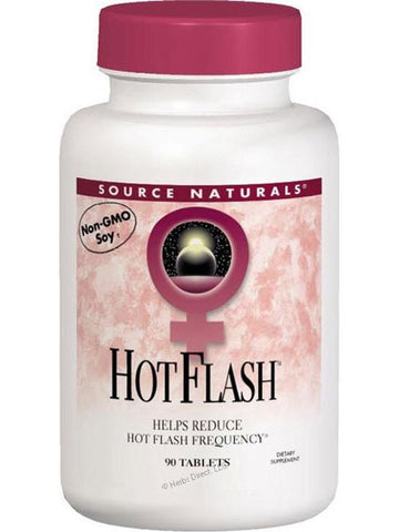 Source Naturals, Hot Flash, 45 ct