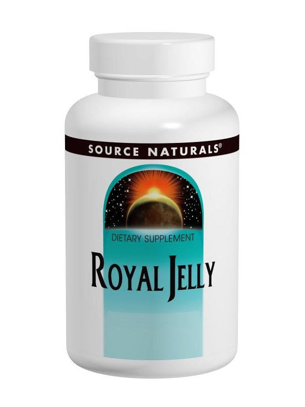 Source Naturals, Royal Jelly, 500mg, 60 ct