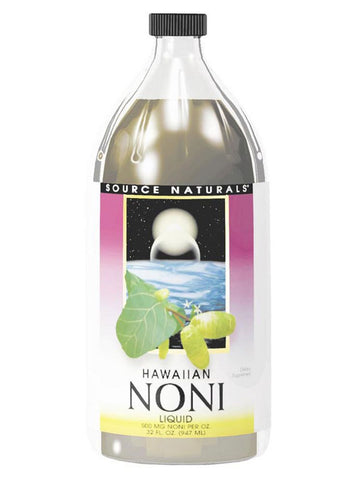 Source Naturals, Hawaiian Noni, 375mg, 60 ct