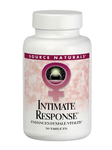 Source Naturals, Intimate Response Eternal Woman, 120 ct