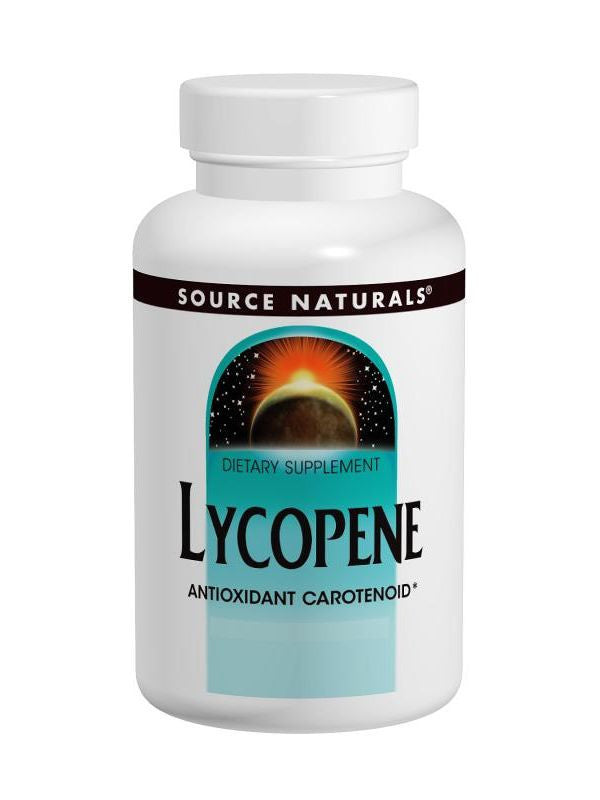 Source Naturals, Lycopene Lyc-O-Mato, 15mg, 60 softgels