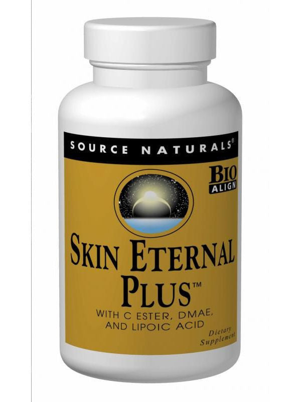 Source Naturals, Skin Eternal Plus Bio-Aligned, 120 ct