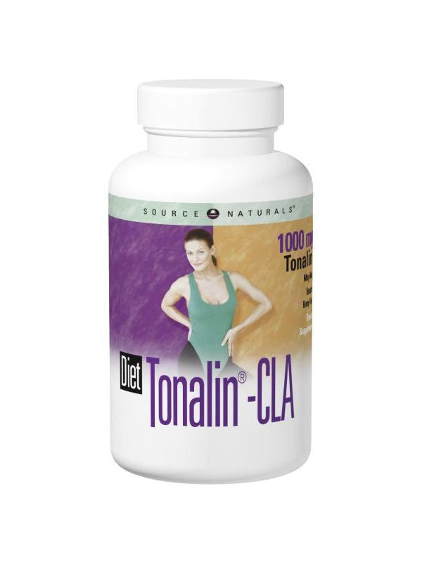 Source Naturals, Diet Tonalin CLA, 1000mg, 90 softgels