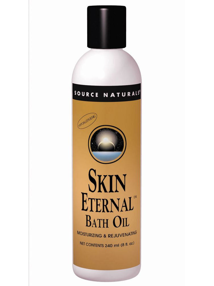 Source Naturals, Skin Eternal Bath Oil, 8 oz